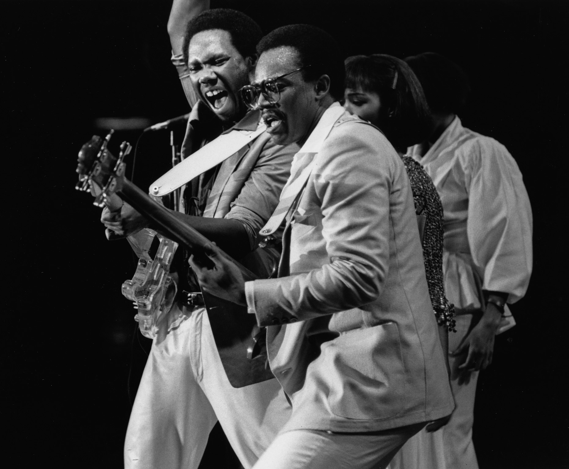 Chic.Nile Rodgers.Bernard Edwards